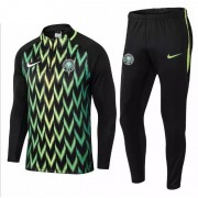 Nigeria Jersey Joggers with Tracksuit - 2018 World Cup