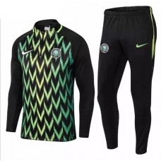 2018 World Cup Nigeria Jersey Joggers with Tracksuit