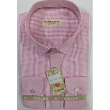 ACELLOTI BEAUTY CHECKERS MEN SHIRT
