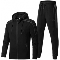 ADIDAS Highly Rated All-Black Tracksuit