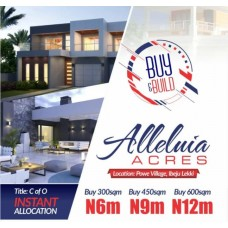 ALLELUIA ACRES | Buy Plots of Land at Ibeju Lekki