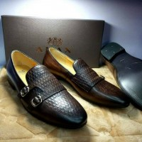 ANAX BROWN MEN Shoes