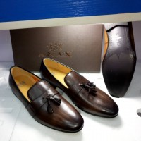 ANAX Brown wt Teasel Men Shoes