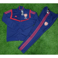 ARSENAL TRACKSUIT - Blue with Red