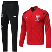 ARSENAL TRACKSUIT - Blue_Black with Red Design
