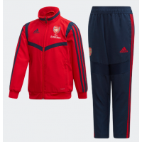 ARSENAL TRACKSUIT - Blue_Black with Red