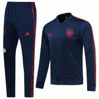 ARSENAL TRACKSUIT 2019 - Dark Blue with Red Stripes