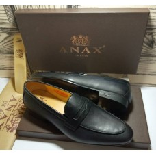 Anax Black Men's Shoes
