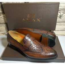 Anax Brown Men's Shoes