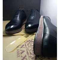 Anax Corporate Lace up Men Shoes