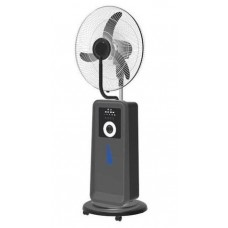 Andrakk ADK2316MF 18-Inch Rechargeable Mist Fan - ADK2316MF