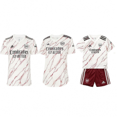 Arsenal Away Jersey 2020_2021 - FAMILY COMBO | BLACK FRIDAY DEAL