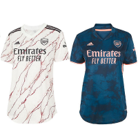 Arsenal Away and Third Female Jersey 2020_2021  - COMBO