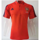 Arsenal Crest Red Polo Shirt 2019-20