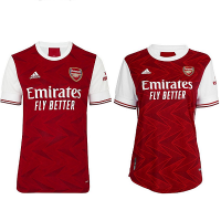 Arsenal Home  Jersey 2020_2021  - COUPLES COMBO