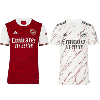 Arsenal Home and Away Male Jersey 2020_2021 - COMBO | BLACK FRIDAY DEAL
