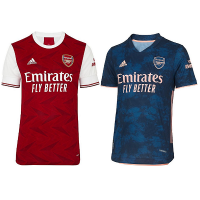 Arsenal Home and Third Male Jersey 2020_2021 COMBO | BLACK FRIDAY DEAL