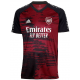 Arsenal Pre Match Jersey 2020-2021_ Red n Black