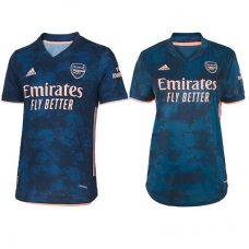 Arsenal Third  Jersey 2020-2021 - COUPLES COMBO