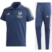 Arsenal Tracksuit - Dark Blue