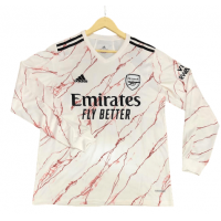 Arsenal Away Male Long Sleeve Jerseys 20220_2021