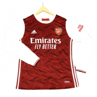 Arsenal Home Male Long Sleeve Jerseys 2020_21