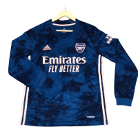 Arsenal Third Male Long Sleeve Jerseys 2020_21