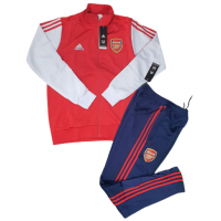 Arsenal Tracksuit 2020-21 - Red_n_White-n-Blue