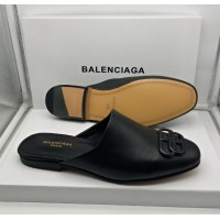 Balenciaga Black Cute Half Shoes
