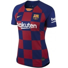 Barcelona Home Female Jersey 19_20 Season - New Season Jersey