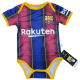 Barcelona Home Baby Jersey 2020_2021