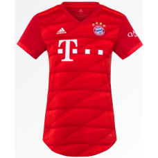 Bayern Munich Female Home Jersey 2019-20 Season