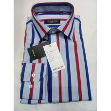 Bosch Stripes Men Shirt - Slim Fit Design