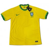 Brazil Home Jersey - Yellow
