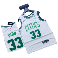 Celtics Basketball Jersey - Bird