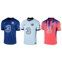 Chelsea Home_Away_Third  Jersey 2020_2021 COMBO | BLACK FRIDAY DEAL