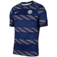 Chelsea Training Top Breathe 2020_2021 - BLUE