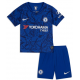 Chelsea Home Kid Jersey 19/20 Season | 2 to 14yrs Available _ NEW SEASON JERSEY