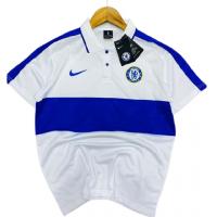 Chelsea Polo Shirt 2020-2021__WHITE