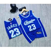 Crenshaw LA Lakers 2020 NBA Jerseys - Lebron James