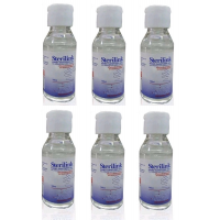Emzor Sterilink Hand Sanitizer by EMZOR PHARMACEUTICAL  (6 bottles)