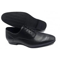 Formal Shoe With Lace Up - Black