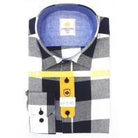 GIANCO UMO Office Cute Design Men Shirt