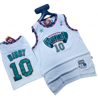 Grizzlie Basketball Jersey - Mike Bibby