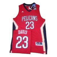 ICONIC BasketBall Jersey - DAVIS | PELICAN