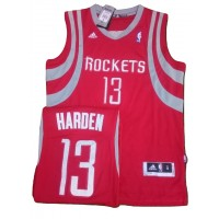 ICONIC BasketBall Jersey - HARDEN |Houston Rockets