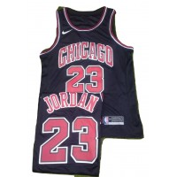 ICONIC BasketBall Jersey - JORDAN | Chicago Bulls