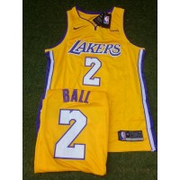 ICONIC BasketBall Jersey - Lonzo Ball | Lakers