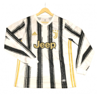 Juventus Home Male Long Sleeve Jersey