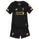 LIVERPOOL HOME GOALKEEPER KID JERSEY 2019_20